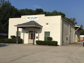 The new, state-of-the-art Bolting Rental Service Center in Gonzales, Louisiana, USA.