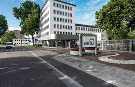 KSB SE & Co KGaA's administration building in Frankenthal, Germany. Copyright: © KSB SE & Co KGaA.