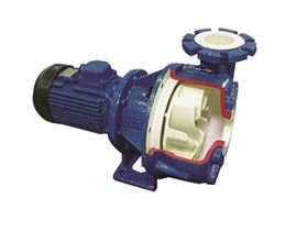 The Warman WRR vortex pump from Weir Minerals Europe.