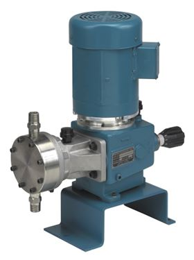 Series 7000 mechanical diaphragm metering pump