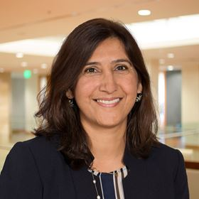 Dr Tauseef Salma, the new vice president, Marketing & Technology, at Flowserve (Photo: Business Wire).