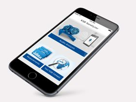 KSB launches smartphone app for pumps