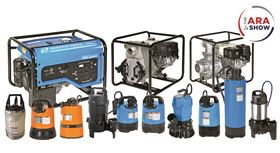 Tsurumi Pump will display its rental products at the ARA show.