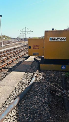 Selwood has won a three-year contract to supply pumping solutions to Network Rail.