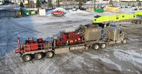The Thunder 5000 HP Quintuplex pump allows customers to achieve maximum flow capability in terms of barrels per minute.