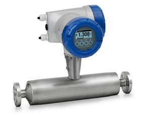 The Optimass 1000 is designed for the chemical, petrochemical, food and beverage, water and pharmaceutical industries.