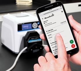 MasterflexLive Cloud-enabled pumps have now been enhanced with 21 CFR Part 11 and EU Annex 11 compliance.