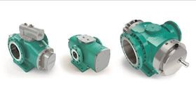 Netzsch's Multiple Screw Pumps are designed to handle difficult media, including low to high lubricant fluids, and low to high viscosity, shear sensitive, or chemically aggressive media.