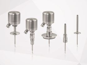 The new temperature sensors are designed for hygienic applications in the food and beverage industry