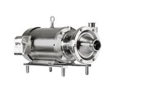 The EcoPureTM sanitary centrifugal pump has been designed to increase production efficiency.