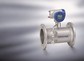 Krohne's Optisonic 7300 for methane gas applications, will be on display at WEFTEC 2018.