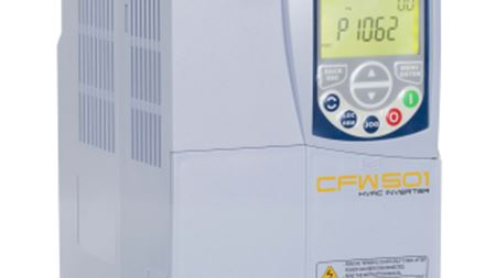 WEG launches frequency inverter CFW501