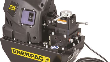 Enerpac launches new post tensioning pumps