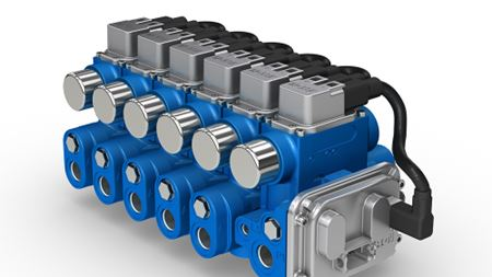 Eaton's new CMA advanced mobile valve with independent metering