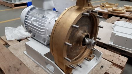 Amarinth extends its services for third-party OEM pumps