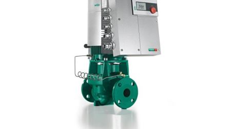Wilo-Stratos introduces GIGA high-efficiency pump