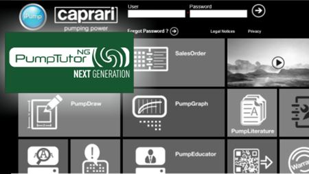 Caprari releases Endurance pump range and online product selection software at IFAT