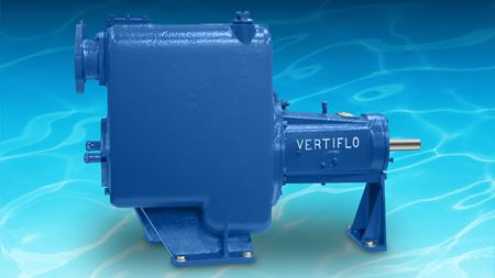 Vertiflo Pump Company offers external flush