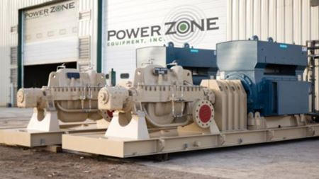 Power Zone Equipment undertakes US$2.5mn pump rebuild project