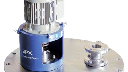 SPX FLow offers one of the widest ranges of pumps and valves from a single process supplier