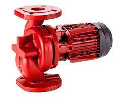 KSB introduces in-line pumps for building services