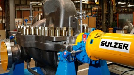 Sulzer to supply pump package for new RO desalination plant in Oman