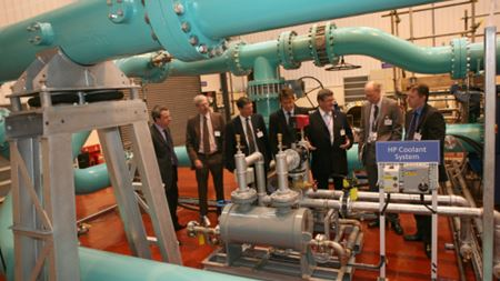 Centre of Excellence for pumps opens at Babcock