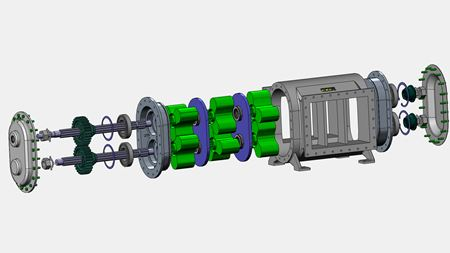 OCOR launches universal pump design