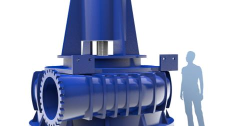 KSB supplies wastewater pumps for London tunnel