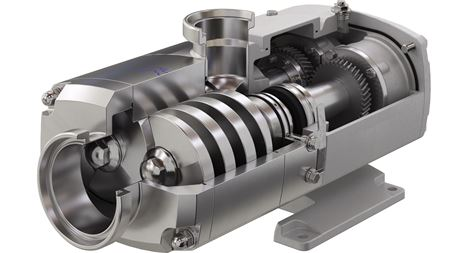 Alfa Laval introduces twin screw model