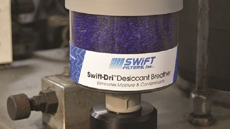 Swift releases new line of dessicant breathers