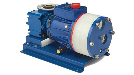 Wanner enhances metering pump