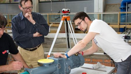 Pump engineer course starts in March 2016