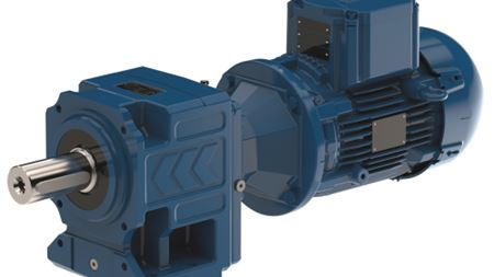 ATEX-compliant geared motors from WEG