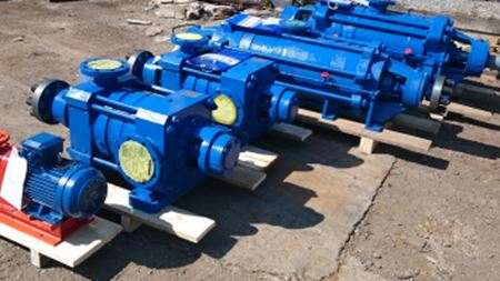 MZT Pumpi supplies 12 drainage water pumps for mining duties