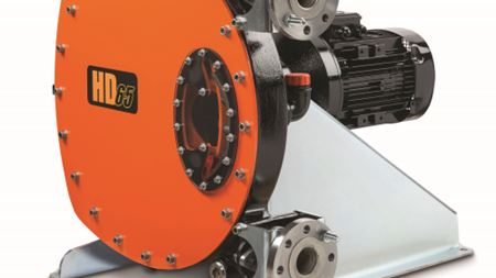 Abaque Series Peristaltic (Hose) Pumps for tough mining applications