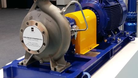 KBL launches technologically advanced GK-P process pump