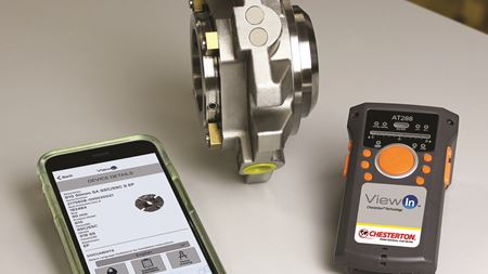 Chesterton introduces wireless seal technology