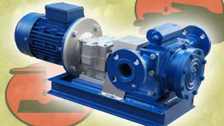 Hollow rotary disk pumps  handle suspended solids