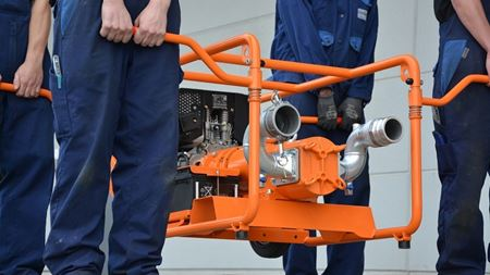 Borger's ATEX-approved pumps