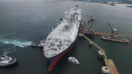 Framo provides pumping systems for Höegh LNG FSRU