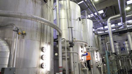 British Sugar selects Amarinth pumps