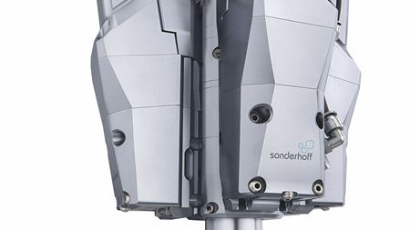 Sonderhoff replaces die-cut and moulded gaskets