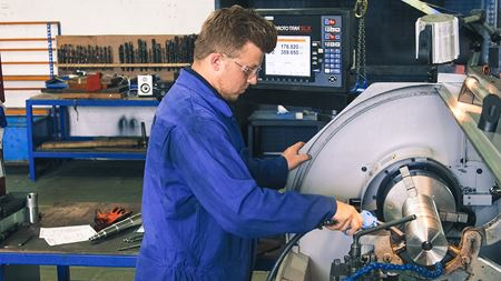 Rotamec ensures 24-hour motor repair
