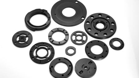 Metallized Carbon Corporation for rotary pump parts