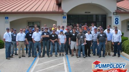 Thompson Pump hosts 2014 Pumpology School