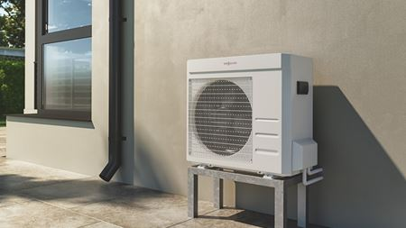 Viessmann introduces air source heat pump