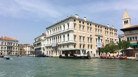 Venice merges art and sustainability