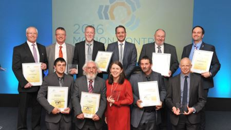 Motion Control Industry Awards – the winners