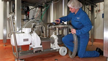 Flexibility with low viscosity products